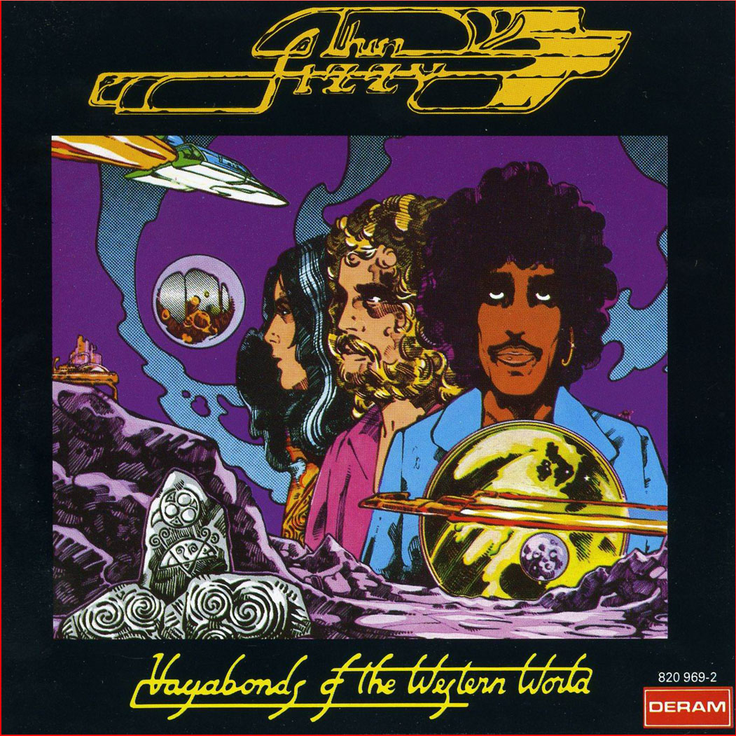 thin lizzy vagabonds